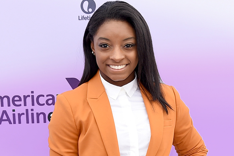 Simone Biles Takes A Dream Vacation With Her BFFs