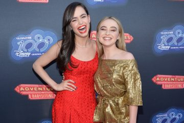 Sabrina Carpenter and Sofia Carson Gush Over Their Friendship