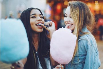 These Celebs Are Crazy For Cotton Candy!