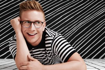 Happy Birthday, Tyler Oakley!
