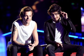 The Louis Tomlinson and Zayn Malik Feud is FINALLY Over!