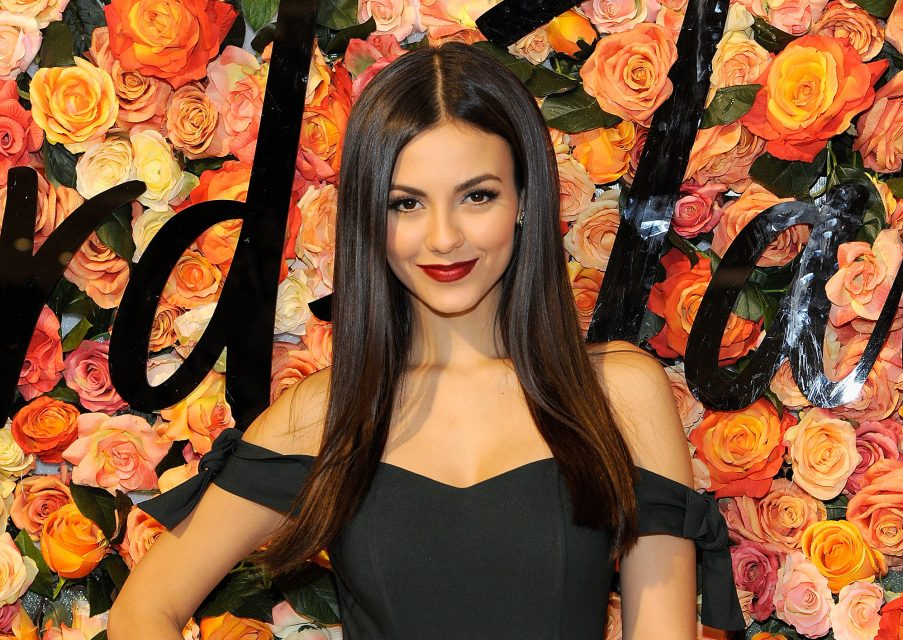 Victoria Justice and Her New Bae are Insta Official