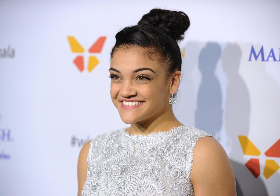 Laurie Hernandez Wants to Become the Next Disney Star!