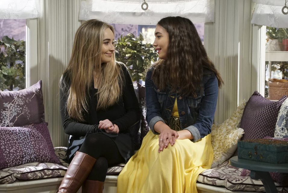 Sabrina Carpenter dice adiós a la 'Girl Meets World' moldeada