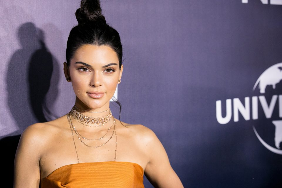 "Kendall Jenner Opens Up About Her ""Weird Addiction"""