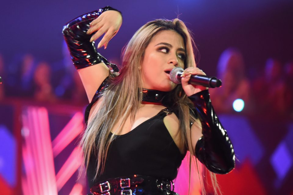 Ally Brooke LOST IT When She Played 'Look At Us Now' For Fifth Harmony
