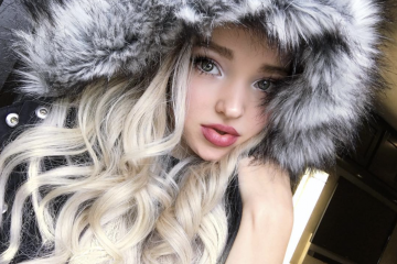 Dove Cameron Reveals the Key to Happiness!