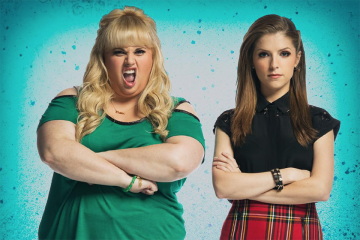 Your Inside Look at the First 'Pitch Perfect 3' Rehearsal