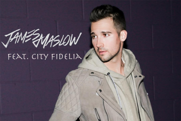 James Maslow Drops New Single 'Cry'