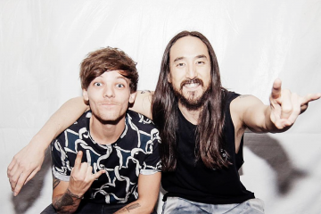 Steve Aoki Reveals If He'll Make More Music With Louis Tomlinson
