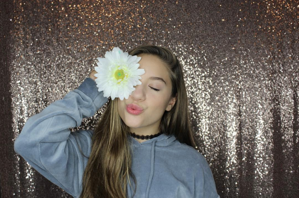 Mackenzie Ziegler's Ed Sheeran Cover Will Give You Chills