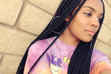 These are China Anne McClain's Fiercest Makeup Looks