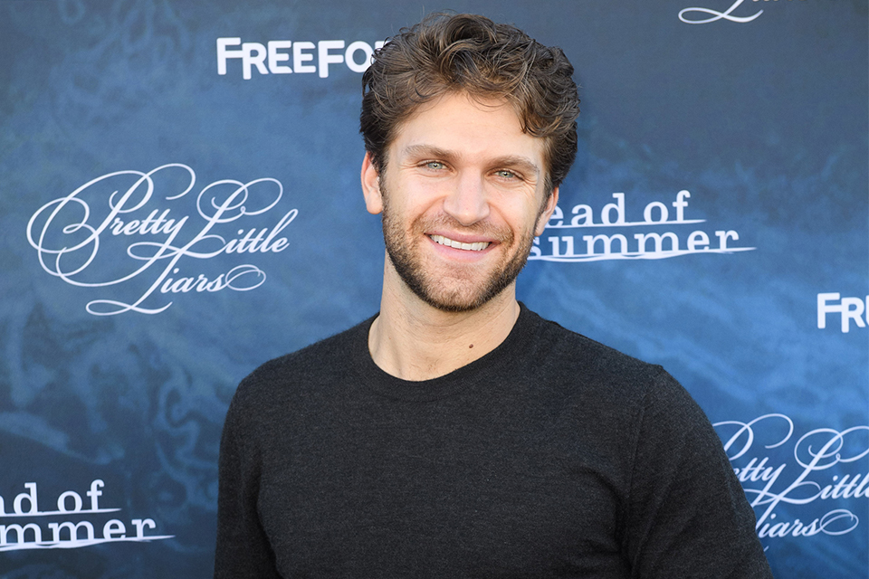 Keegan Allen Is Releasing Another Photography Book ...