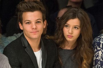 Louis Tomlinson and Eleanor Calder Are Talking Again!