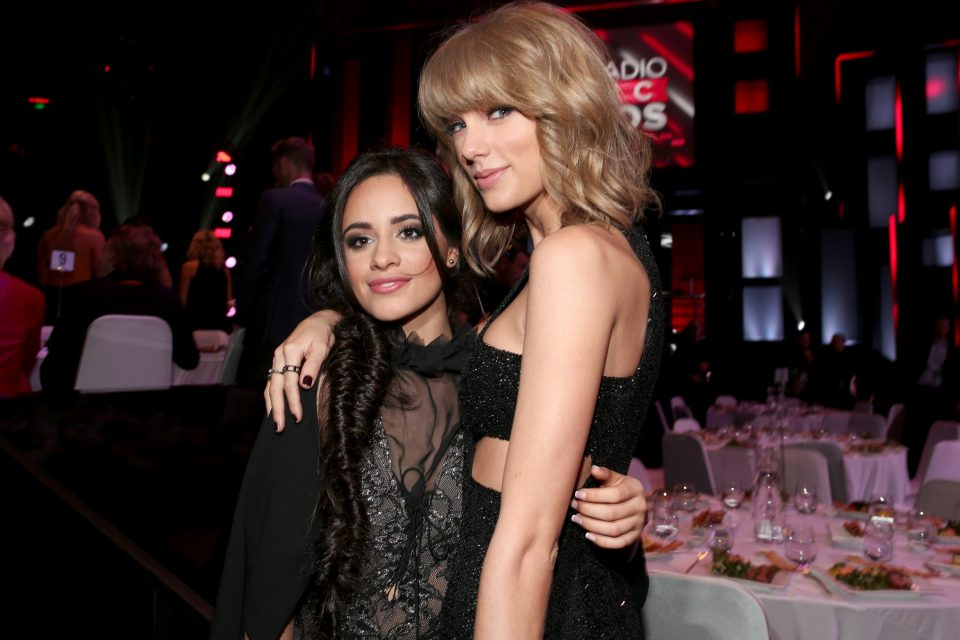 Here's What Camila Cabello Wants to Give Taylor Swift for Christmas