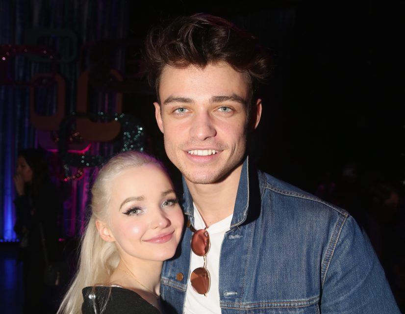 Dove Cameron Sings Boyfriend Thomas Doherty to Sleep!