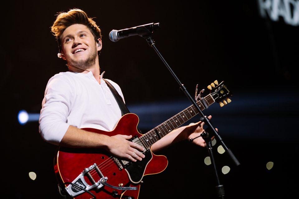 Niall Horan Releases 'Slow Hands!'