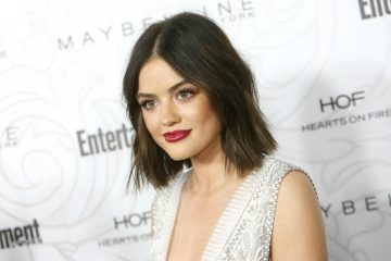 The TK Times Lucy Hale Made Us Want Short Hair