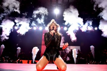 "Taylor Swift Releases ""Reputation"" Tour Dates"