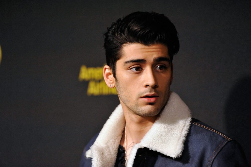 Zayn Malik Undergoes A MAJOR Hair Transformation TigerBeat - Which zayn malik hairstyle are you based on your zodiac