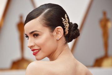 Sofia Carson Gushes About Her RDMA Outfits