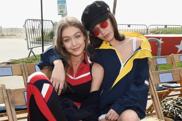 Bella and Gigi Hadid Take Over Disneyland Paris!