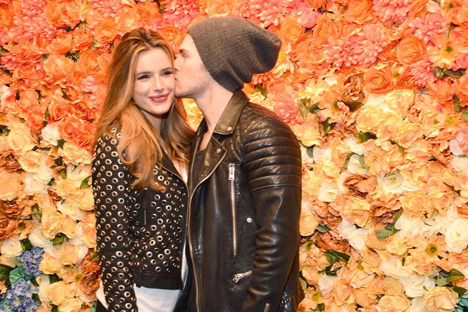 Gregg Sulkin Gives Bella Thorne the SWEETEST Shout Out!