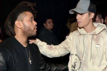 Here's What Would Happen If The Weeknd Ever Ran Into Justin Bieber