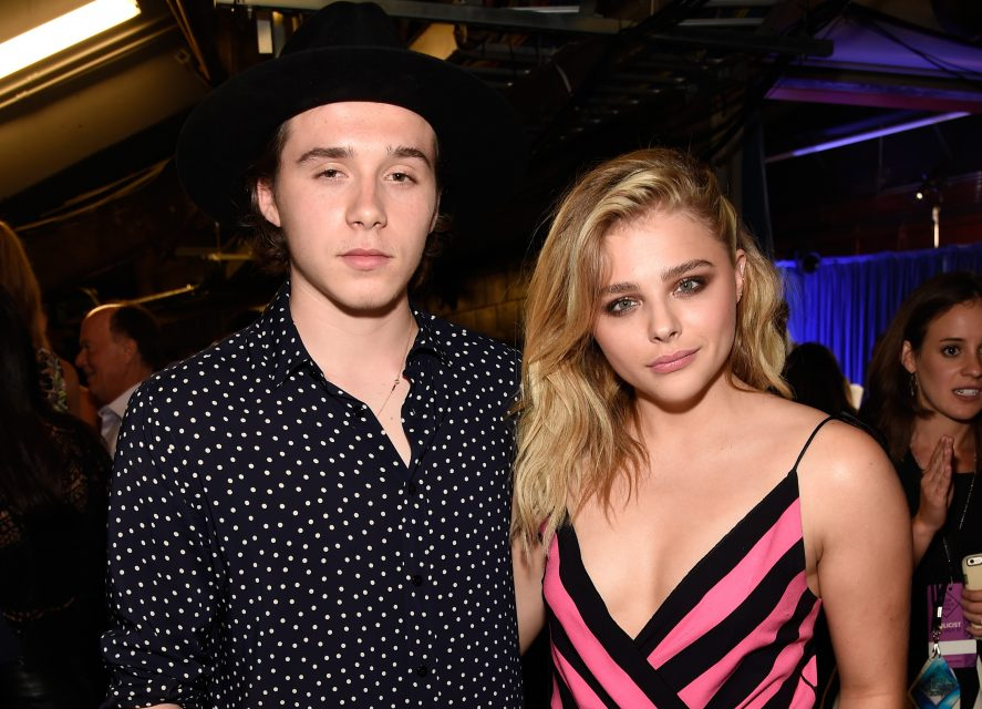 Are Brooklyn Beckham and Chloe Grace Moretz Getting Back Together?