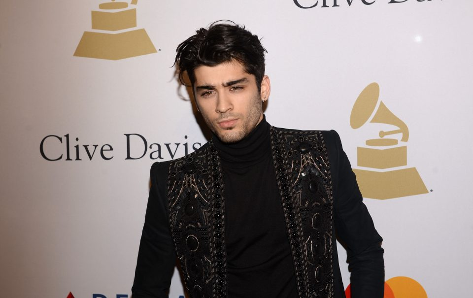 How Zayn Malik Overcame His Eating Disorder