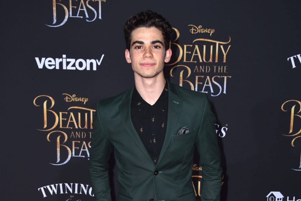 What is cameron boyce snapchat