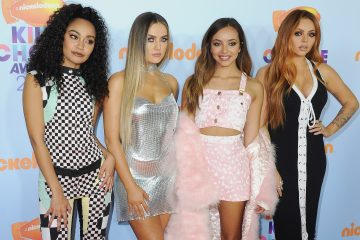 Little Mix's Acoustic 'Love on the Brain' Cover is Chillingly Good