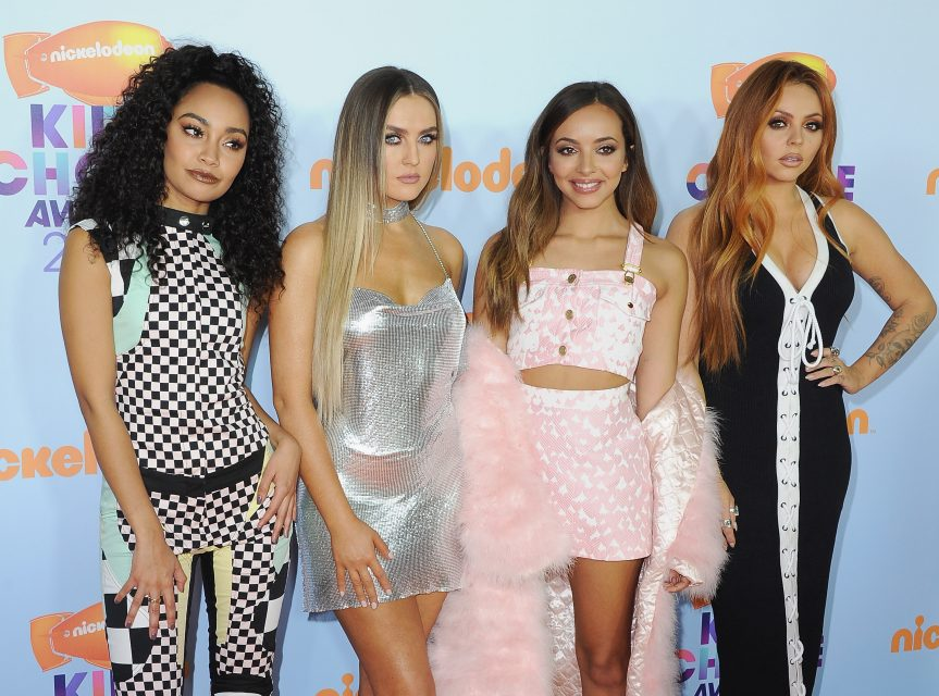 Little Mix Wants Ed Sheeran to Write a Song For Them