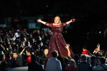 Adele May Quit Touring For Good