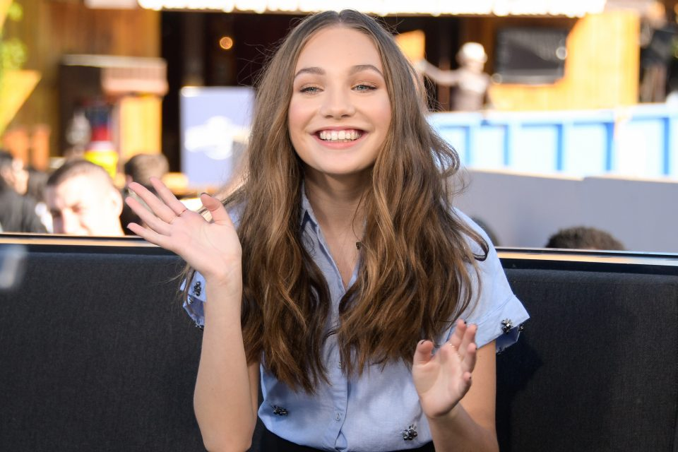 The Most Embarrassing Thing That Ever Happened to Maddie Ziegler