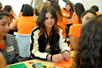 Selena Gomez Surprises High School Students For a Very Important Reason
