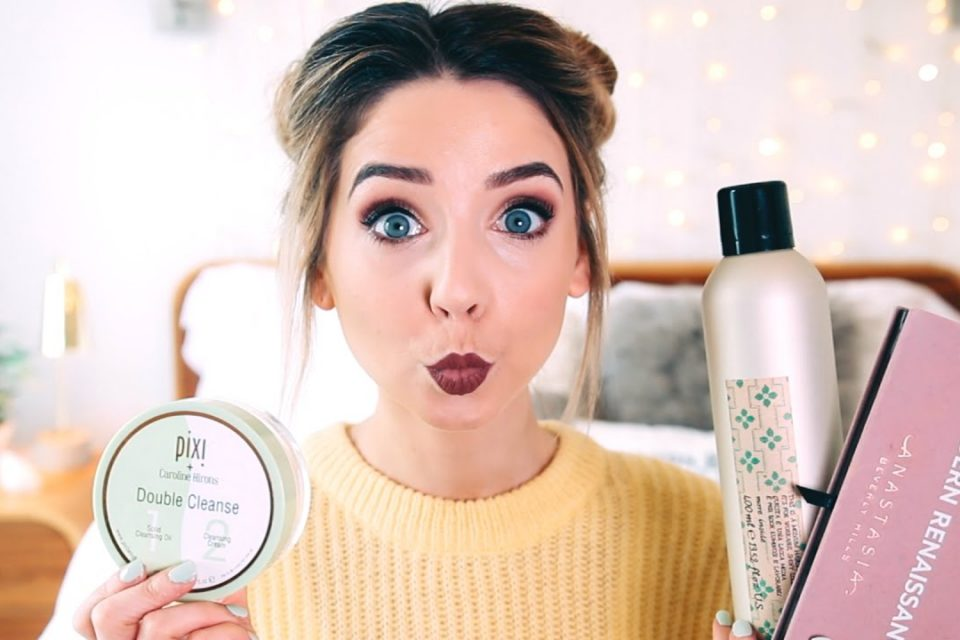 Zoella's New Beauty Collection is Here!