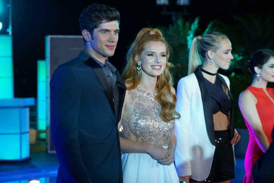 Bella Thorne Reveals Her Next 'Famous In Love' Guest Star!