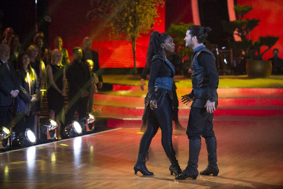 Normani Kordei and Val Chmerkovskiy Salsa to the Top of 'Dancing With the Stars'