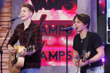 The Vamps Miss Collaborating With This Musician