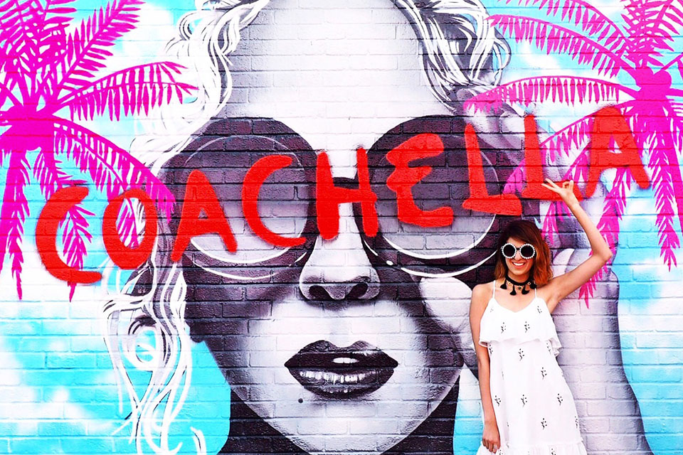 Get Coachella Ready with Fashionlaine