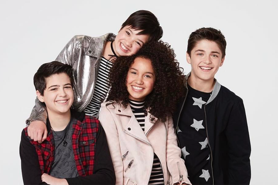 Get a Sneak Peek at Season Two of 'Andi Mack'!