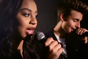 Christian Collins and Nia Sioux Cover 'I Don't Wanna Live Forever'