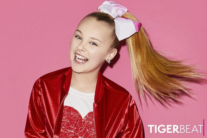 JoJo Siwa Graces the Cover of TigerBeat