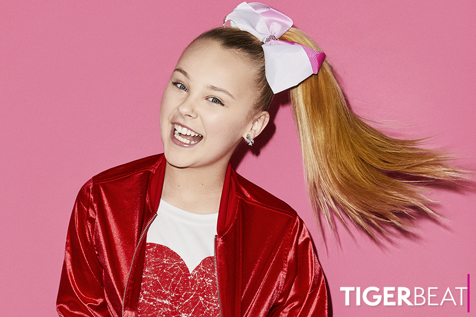 JoJo Siwa Graces the Cover of TigerBeat