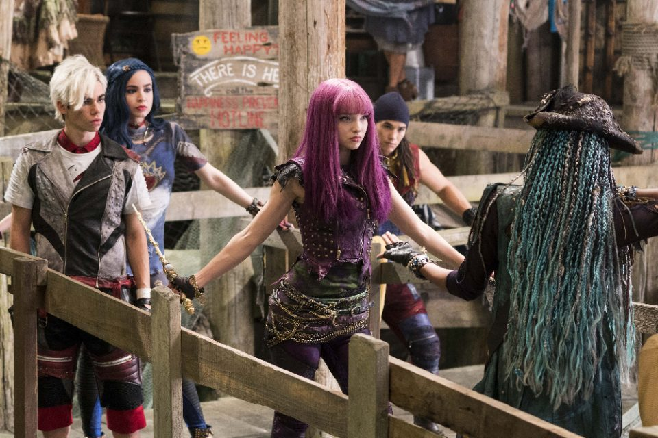 Dove Cameron Gets Real About 'Descendants 2' Boot Camp