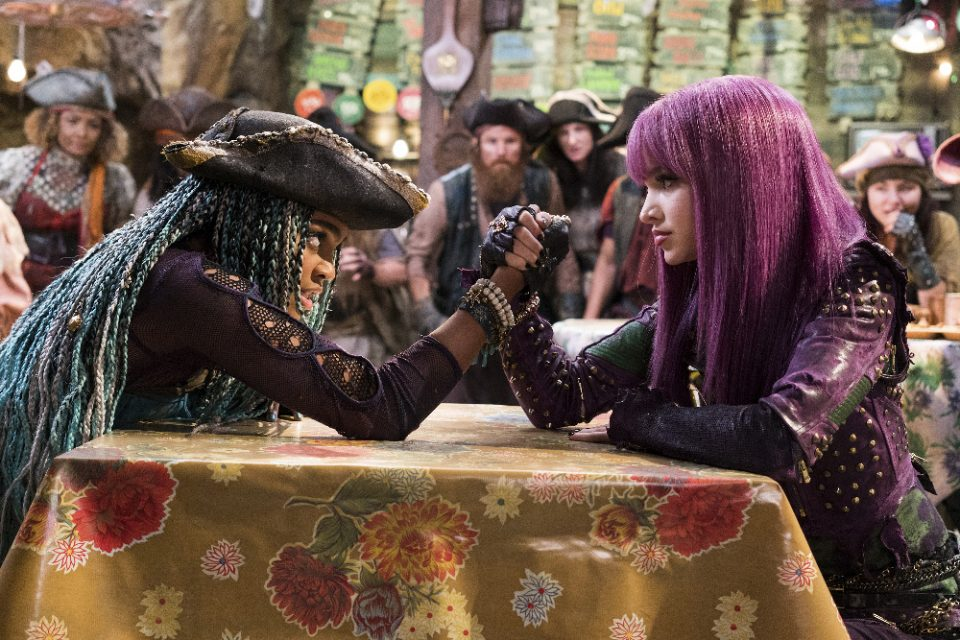 The Mal and Uma Rivalry Is SO Real In New 'Descendants 2' Trailer