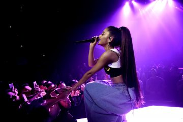 Ariana Grande Drops 'The Light Is Coming'
