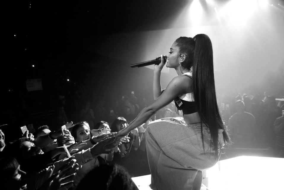 Ariana Grande Ends Her European Tour With a Heartfelt Message to Fans