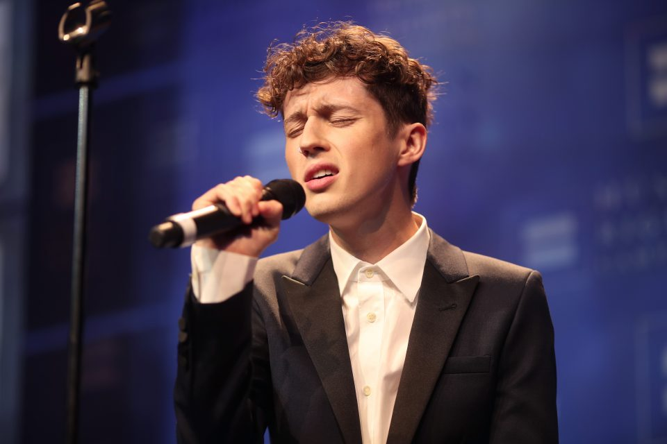 Troye Sivan Releases New Song 'The Good Side'